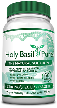 Holy Basil Pure Bottle | Consumer Health